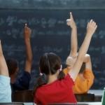 Enfants à l'école - Crédit: http://www.henryganty.net/
