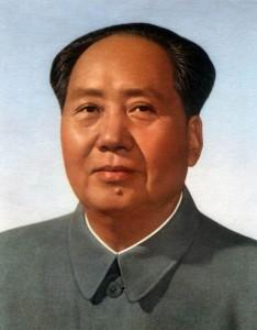 Mao Zédong - Crédit: Wikipedia