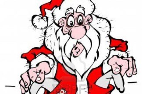 Article : Un Noël dans la dèche, ça se fête !