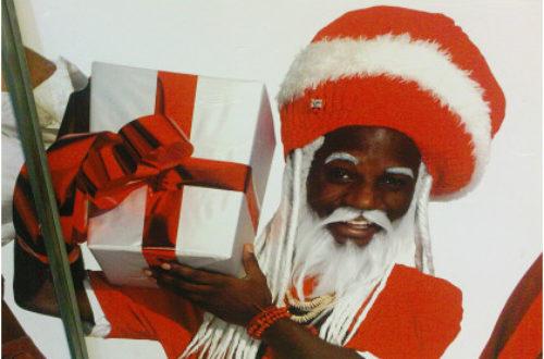 Article : Et si le père Noël devenait africain?