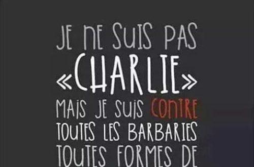 Article : Charlie hebdo ou Paris en plein choc de civilisations