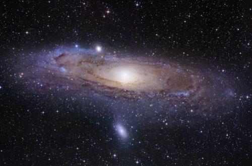 Article : Nous ne sommes pas seuls dans l'univers (1)