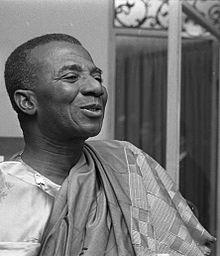 Sylvanus Olympio Premier président du Togo Père de l'Indépendance Père de la Nation Crédit:Wikipedia