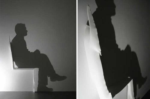 Article : A mon ombre
