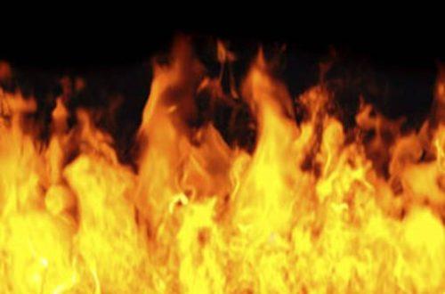 Article : Lomé, un tueur d'enfant brulé vif