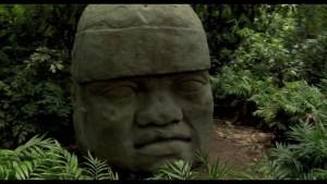 Tête colossale - Civilisation Olmèque