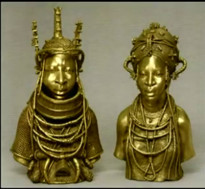 Art réaliste - civilisation yoruba