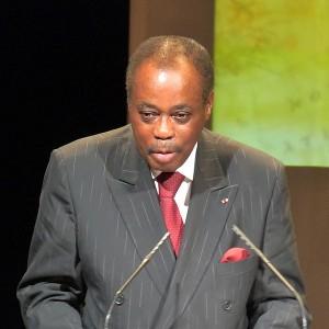 Edem Kodjo, Ancien Secrétaire Général de l'O.U.A. Homme Politique Togolais. Théoricien du Panafricanisme